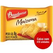 Biscoito Maisena Sachê 8g CX 410 UN Bauducco