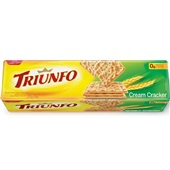 Biscoito Cream Cracker 200g 1 UN Triunfo