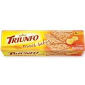 Biscoito Cracker Manteiga 200g 1 UN Triunfo