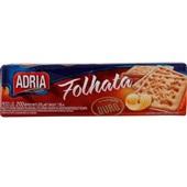 Biscoito Cream Cracker Folhata 200g 1 UN Adria