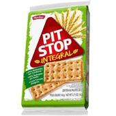 Biscoito Pit Stop Integral 162g PT 6 UN Marilan