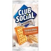 Biscoito Integral 144g 6 UN Club Social