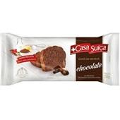 Bolo Café da Manhã Chocolate 250g 1 UN Casa Suíça