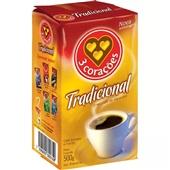 Café em Pó Tradicional 500g 1 UN 3 Corações