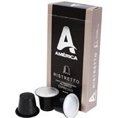 Cápsula de Café Espresso Ristretto 5,5g CX 10 UN América