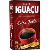 Café em Pó Extra Forte 500g 1 UN Iguaçu