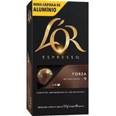 Cápsula de Café Espresso Forza 5,2g CX 10 UN L'or