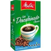 Café em Pó Descafeinado 250g 1 UN Melitta