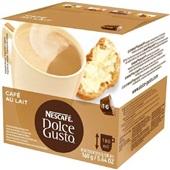 Cápsula de Café Au Lait Dolce Gusto 10g CX 16 UN Nescafé