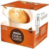 Cápsulas de Caffè Lungo Dolce Gusto 7,25g CX 16 UN Nescafé