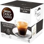 Cápsula de Café Espresso Intenso Dolce Gusto 8g CX 10 UN Nescafé