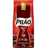 Café em Grão Espresso 1kg Pilão