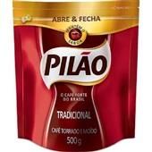 Café em Pó Tradicional Abre Fácil 500g 1 UN Pilão