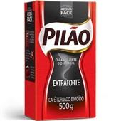Café em Pó Extra Forte 500g 1 UN Pilão