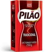 Café em Pó Tradicional 250g 1 Pacote Pilão