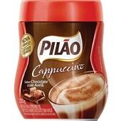 Cappucino Chocolate com Avelã 200g 1 UN Pilão