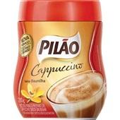 Cappuccino Baunilha 200g 1 UN Pilão