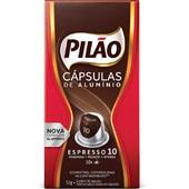 Cápsula de Café Espresso 10 5,2g CX 10 UN Pilão