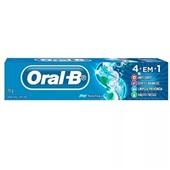 Creme Dental Pro-Saúde Com Escudo Anti-Açúcar 70g Oral-B