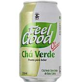 Chá Verde com Limão 330ml 1 UN Feel Good