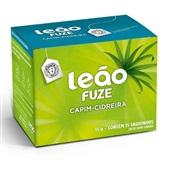 Chá de Capim Cidreira Sachê 1g CX 15 UN Leão