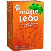 Chá Mate Natural a Granel 250g 1 UN Leão