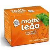 Chá Mate Natural Sachê 1,6g CX 15 UN Leão