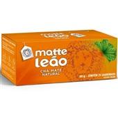 Chá Mate Natural Sachê 1,6g CX 25 UN Leão