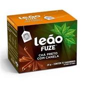 Chá Preto com Canela Sachê 1,6g CX 15 UN Leão
