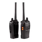 Radiocomunicador até 20Km LED com Prendedor Preto RC 3002 Intelbras