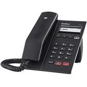 Telefone com Fio IP LED com poE Preto TIP 125i 1 UN Intelbras