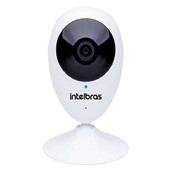 Câmera de Segurança Wi-Fi HD Visão Noturna Branco IC3 1 UN Intelbras