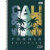 Caderno Universitário Capa Flexível 10 Matérias 200 FL Mais G 1 UN Tilibra
