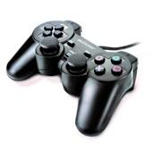 Controle Gamer 3 em 1 para PS2 PS3 e PC JS071 1 UN Multilaser