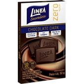 Chocolate Dark Zero 30g 1 UN Linea