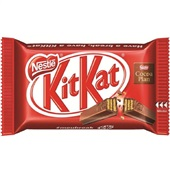 Chocolate Kit Kat 45g 1 UN Nestle