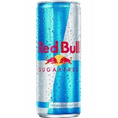 Energético Sugar Free 250ml 1 UN Red Bull