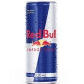 Energético 250ml 1 UN Red Bull