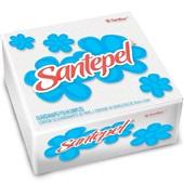 Guardanapo Folha Simples 24x22cm PT 50 FL Santepel
