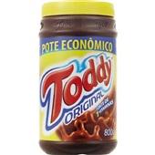 Achocolatado em Pó 800g Toddy