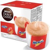 Cápsula de Nescau Dolce Gusto 16g CX 16 UN Nescafé