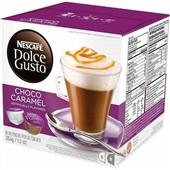Cápsula de Choco Caramel Dolce Gusto 8g CX 16 UN Nescafé
