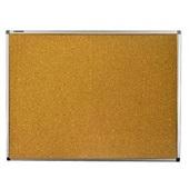 Quadro de Aviso Cortiça e Alumínio 80x100cm 1 UN Board Net