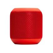 Caixa de Som Bluetooth 360 7W Vermelho 1 UN Dazz