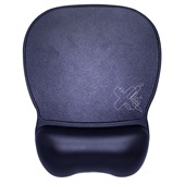 Mouse Pad Wave Rest Pro Preto 1 UN Maxprint