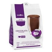 Cápsula de Chocolate Compatível Dolce Gusto Cioccolata CX 16 UN Gimoka