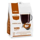 Cápsula de Café Compatível Dolce Gusto Americano CX 16 UN Gimoka