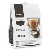 Cápsula de Café Compatível Dolce Gusto Cortado CX 16 UN Gimoka