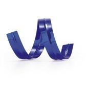 Fecho Prático Azul 11cm x 4mm PT 100 UN Cromus