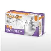 Luva de Látex para Procedimentos Sem Pó P CX 100 UN Talge